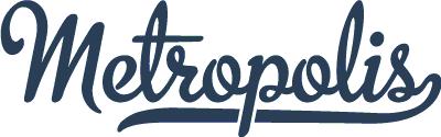 Metropolis Screen Printing Logo