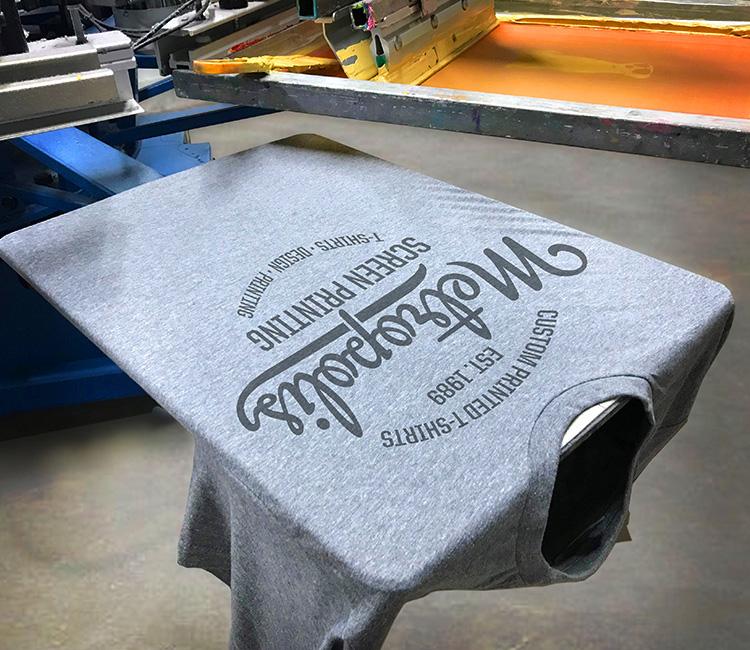 Orlando T-shirt Screen Printing