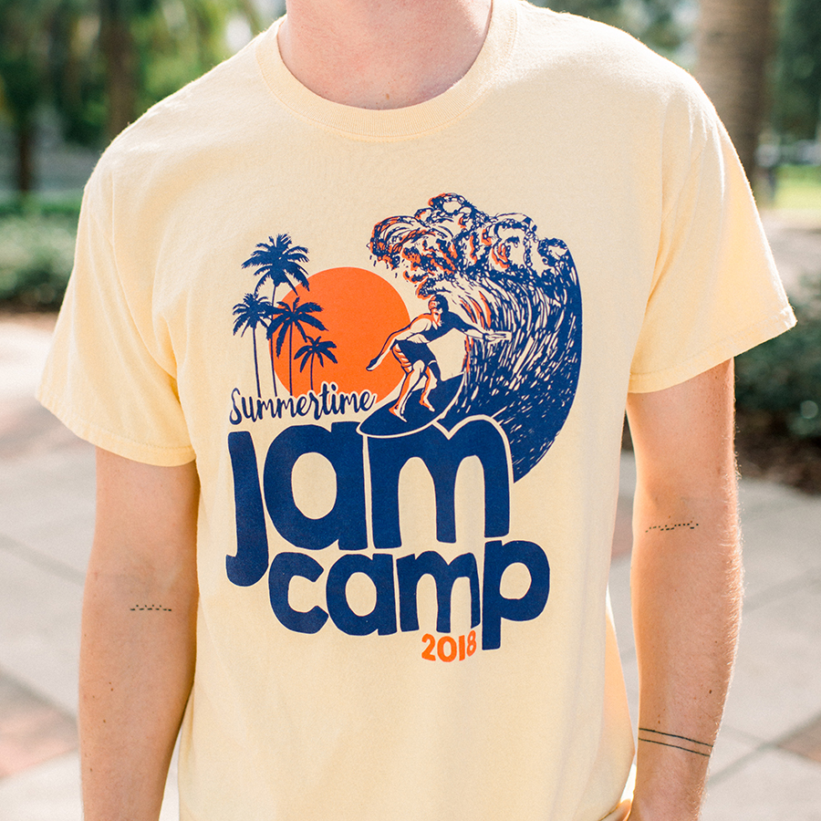 Summer Surf Camp T-shirt