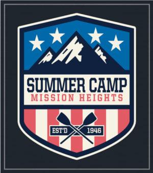 Mountain Americana Summer Camp T-shirts
