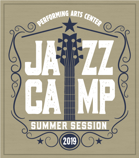 Music Camp T-shirt Jazz Camp
