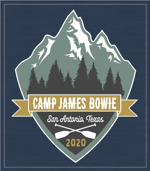 Summer Camp T-shirts Mountains