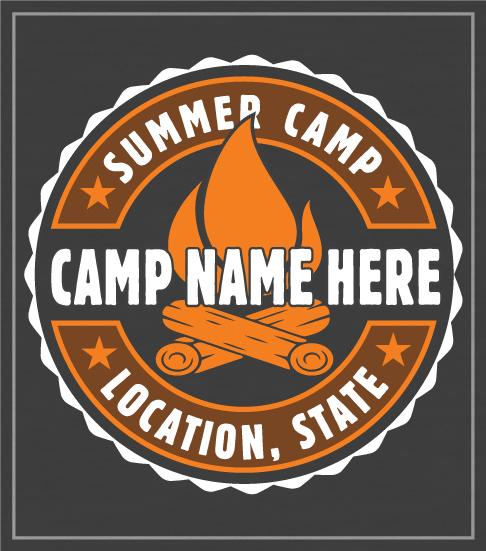 Campfire Camp T-shirt
