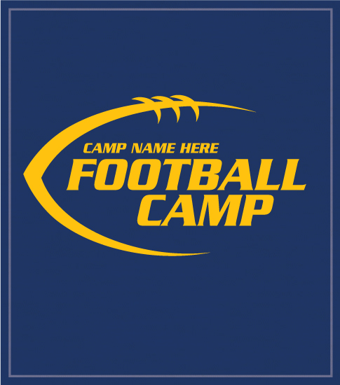 Football Camp T-shirts with Swoosh