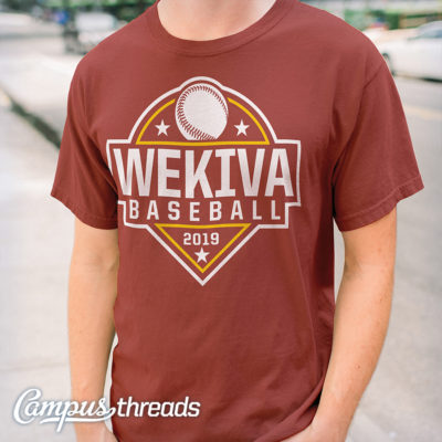 Wekiva High School Baseball T-shirts