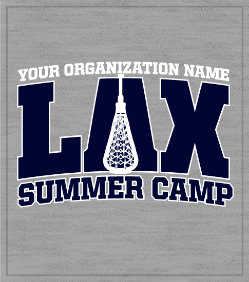 Lacrosse Summer Camp T-shirts