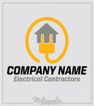 Electrician Shirt Home and Plug