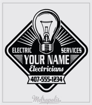 Electrician Shirts Diamond